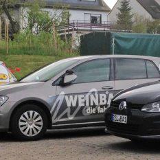 Klasse B (VW Golf 7)